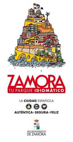 Zamora, parque idiomático