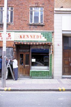 Peckham, Rye Lane Photo: Jake Tilson, 2007