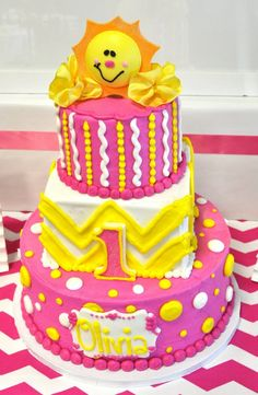 You are my Sunshine party by Meghily's - Party In Style.