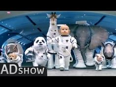 Where do babies come from: Epic answer - Explaining the beginning of life to children in an honest and humurous way. A 2013 US commercial for Kia.