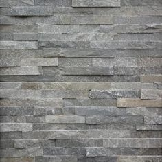 Colour variation is characteristic of this product, it has a naturally high oxide content which may cause discolouration over time. Must use suitable adhesive. Stone Cladding Texture, Stone Cladding Exterior, Wall Exterior, Stone Texture, Decorative Stone Wall, Stone Decoration, Stacked Stone Walls, Tiles Texture, Wall Finishes