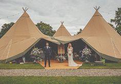 English Secret Garden Wedding (With a Tipi! Garden Wedding Dresses, Tipi Wedding, Garden Party Wedding, Marquee Wedding, Wedding Themes, Wedding Blog, Wedding Venues, Wedding Ideas, Wedding Sparklers