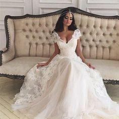 Пышные свадебные платья- тренды сезона 2015 — Мода — Мой мастер красоты