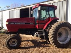 1991 Case IH 7120 Tractor for sale by owner on Heavy Equipment Registry  http://www.heavyequipmentregistry.com/heavy-equipment/16565.htm #tractor #agriculture #farming