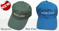 NEW Fishing Hats...the most comfortable and sturdy you will find!