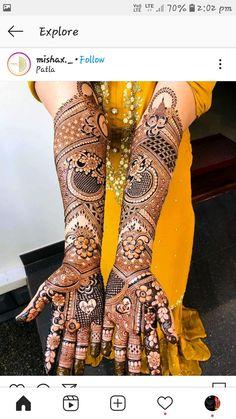 Peacock Mehndi Designs, Mehandhi Designs, Indian Mehndi Designs, Latest Bridal Mehndi Designs, Full Hand Mehndi Designs, Wedding Mehndi Designs, Mehndi Design Images, Leg Mehendi Design, Girlfriend Tattoos