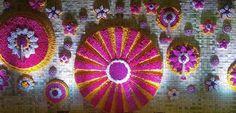 cool home decor Stage Decorations, Indian Wedding Decorations, Flower Decorations, Indian Wedding Stage, Indian Weddings, Real Weddings, Wedding Mandap, Telugu Wedding, Wedding Backdrops