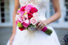 Beautiful bouquet   L'Auberge Del Mar Wedding | Nancy & Abdallah