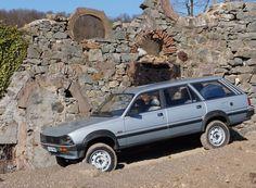 Peugeot 505 4x4 Dangel.
