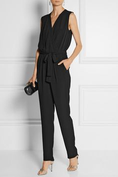 DVF jumpsuit - Christmas parties sorted!