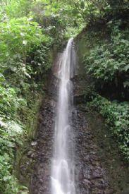 Waterfall near Arenal Volcano-La Fortuna de San Carlos, Alajuela