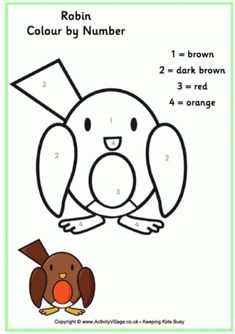 Print and enjoy these robin colouring pages for kids, perfect for winter or Christmas, or a bird theme. Colouring Pages, Coloring Pages For Kids, Coloring Books, Christmas Colors, Kids Christmas, Christmas Crafts, Diy For Kids, Crafts For Kids, Xmas Drawing
