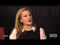 "Sarah Paulson on ""12 Years a Slave"" at TIFF 2013 - Vanity Fair"