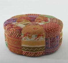 Kantha Ottoman by Massoud Furniture