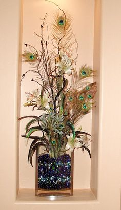 1000 Images About Peacock Decor On Pinterest Peacock
