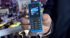 Launch of Nokia's $20 phone begs question: Is one mobile enough?    Is it time to start carrying two mobile phones? With the launch of a new no-frills handset, at least one manufacturer is hoping more people might soon be relying on multiple mobiles.