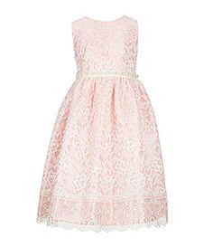 0bd30644a1 Epic Threads Crochet-Trim Floral-Print Fit   Flare Dress