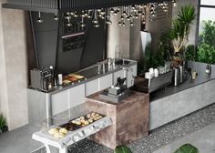 VWArtclub - Le Fem Danish House Rise Cafe, Danish House, Modern Family House, Warm And Cool Colors, Villa Design, Luxurious Bedrooms, Luxury Villa, Restaurant Design, Country Style