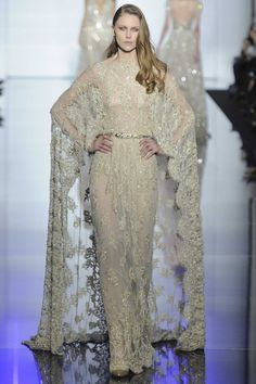 All the runway looks from Zuhair Murad : Paris Haute Couture Spring/Summer 2015