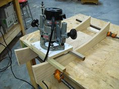 Let& Talk Wood: Making a dining chair - part three - DIY Furniture - Router Woodworking, Woodworking Techniques, Woodworking Furniture, Woodworking Shop, Diy Furniture, Woodworking Projects, Furniture Making, Router Jig, Wood Router