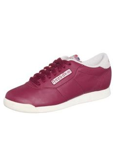 PRINCESS VINTAGE INSPIRED - Trainers - collegiate burgundy/weathered white