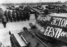 Medium tanks T-34 / Czołgi srednie T-34