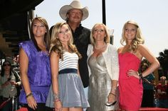 Alan Jackson Opens Up About Family Life and Raising Three Daughters