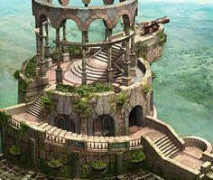 fantasy castle layout - Google Search