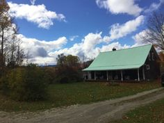 Unplugged, Fall in Vermont, 2015