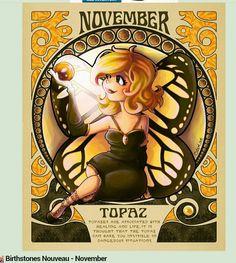 Birthstone of November