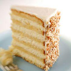 Ultimate Coconut Cake Recipe & Video | Martha Stewart