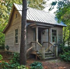 Lovely Tumbleweed Tiny House Company decorating ideas for Exterior Rustic design ideas with Lovely cabin clapboard cottage