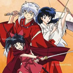Amor Inuyasha, Inuyasha Funny, Inuyasha Fan Art, Inuyasha And Sesshomaru, Kagome And Inuyasha, Kagome Higurashi, Kirara, Dragon Rise, Arte Sailor Moon