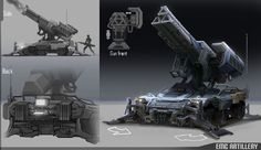 Defiance - concept design by jia