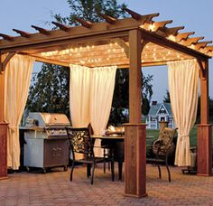 pergola lighting | foto of pergolas outdoor solar lights