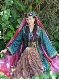 Turkish Traditional Clothes