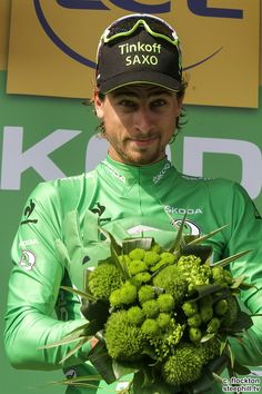 Stage 14 - Peter Sagan extended his Green Jersey lead