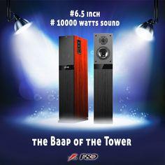 power of speaker