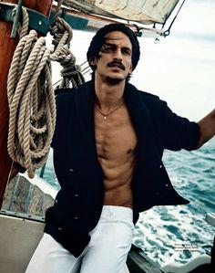 Jarrod Scott Models Nautical Styles for GQ Australia image jarrod scott photos 0071