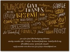 funny thanksgiving cards - Google Search