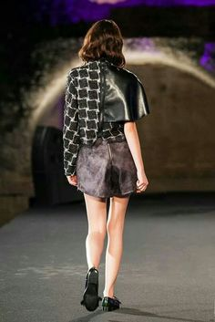 Tedea fall-winter  Madeinmedi fashion show  Taormina  Fashion designer Francesca Passanisi  Photo Valerio D'Urso