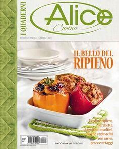 I quaderni di Alice cucina Il bello del ripieno Lidia