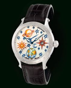 Full Sky Collection: Watches Zannetti