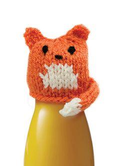 15fe1105d49 Innocent Big Knit  Fox Hat. pattern by Emma Gallimore-Martin