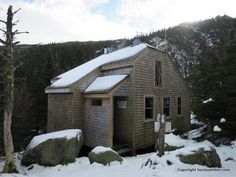 Gray Knob Cabin, Mt Adams  I got a bit obsessed this autumn trying to hike as many new trails as I could before the harsh New Hampshire winter arrives in the White Mountains. I've been aided in this p