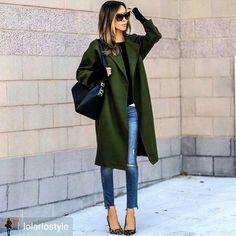 Credit to @lolariostyle : Outfit of the day  http://liketk.it/2q3GT @liketoknow.it #liketkit . . #ootdmagazine #fashionclimaxx2 #ecstasymodels #fallfashion #outfitoftheday #lookbook #ootdstyle #fashionbombdaily #fashiongram #lookoftheday...