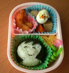 Japanese bento box how cute!