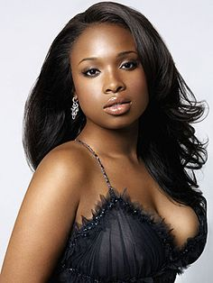 Jennifer Hudson--every time I see a picture of her I secretly scream the weight watchers song...you gotta believee..believe in Yourselfffff!!