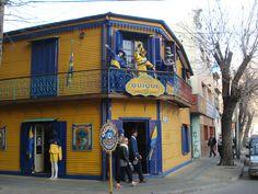 La Boca... BsAs Mouths, Places