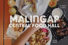 MALINGAP CENTRAL FOOD HALL: NOT YOUR USUAL FOOD HUB